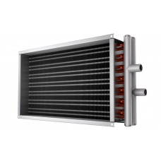 Теплообменник водяной 2-х рядный TEW 02.80-50